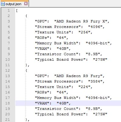 Generating JSON from CSV Using Powershell - Brian Vander Plaats